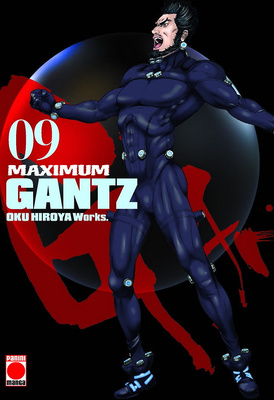 Maximum Gantz   9