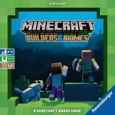 Minecraft el juego de mesa (castellano)