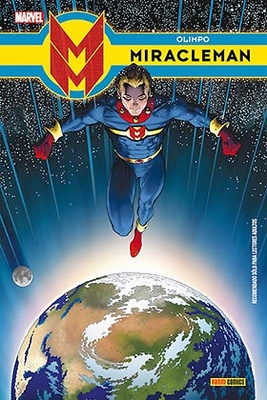 Miracleman nº 3  Olimpo
