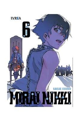 Mirai Nikki nº 6