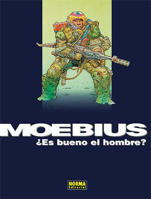 Moebius ¿ Es bueno el hombre ?