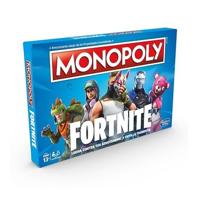 Monopoly Fortnite Español