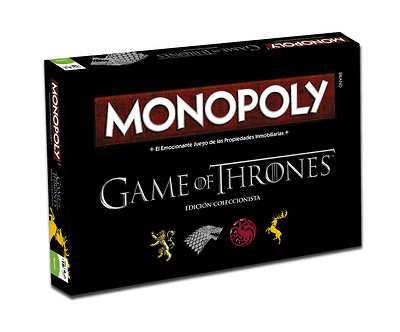 Monopoly Juego de Tronos GAME OF THRONES