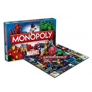 Monopoly Marvel CASTELLANO