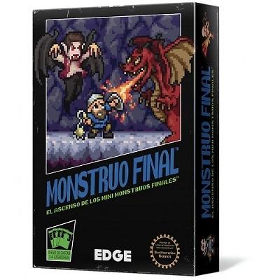 Monstruo Final: El ascenso de los Mini Monstruos Finales