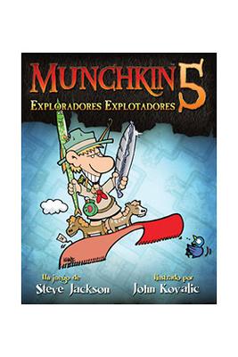 Munchkin 5 Exploradores Exploradores