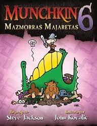 Munchkin 6 Mazmorras majaretas EDICION REVISADA
