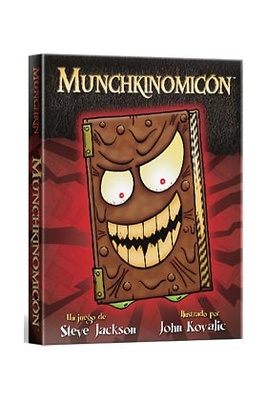 Munchkin Munchkinomicon Expansion