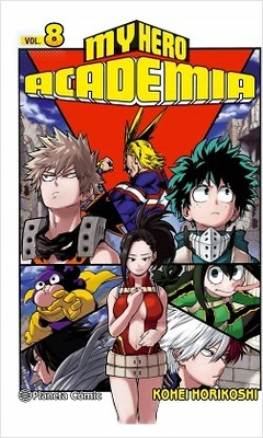My Hero Academia nº 08