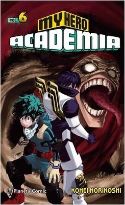 My Hero Academia nº 6