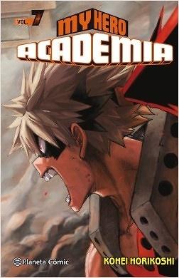My Hero Academia nº 7