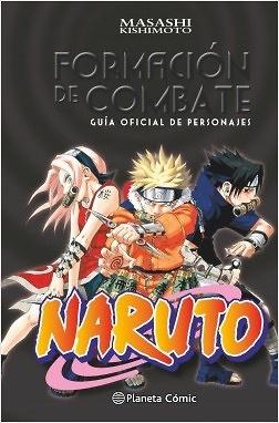 Naruto Guía 1 Formación de combate
