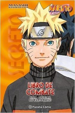 Naruto Guía nº 4