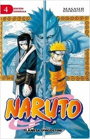 Naruto nº 4