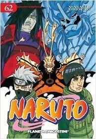 Naruto nº 62