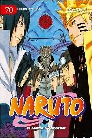 Naruto nº 70