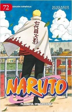Naruto nº 72 ULTIMO TOMO