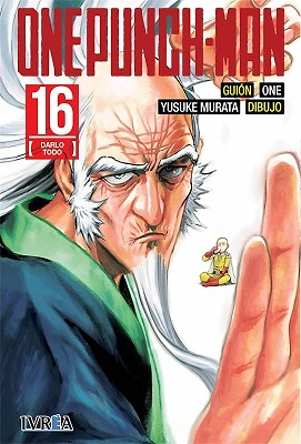 ONE PUNCH-MAN 16