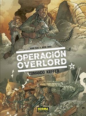 OPERACIÓN OVERLORD 4. COMANDO KIEFFER