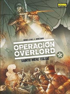 OPERACIÓN OVERLORD nº 1 SAINTE-MÈRE-ÉGLISE