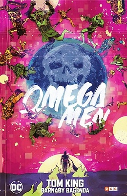 Omega Men (Edición cartoné)