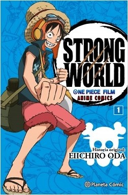 One Piece Strong World nº 1