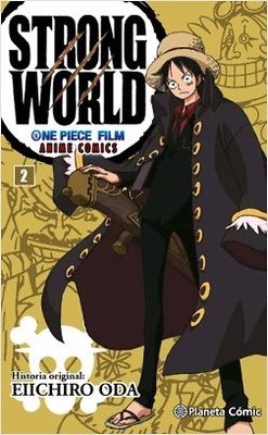 One Piece Strong World nº 2