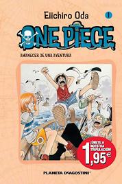 One Piece nº 1 Edicion especial