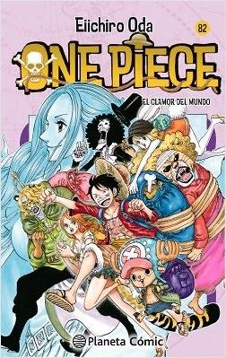 One Piece nº 82