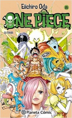 One Piece nº 85