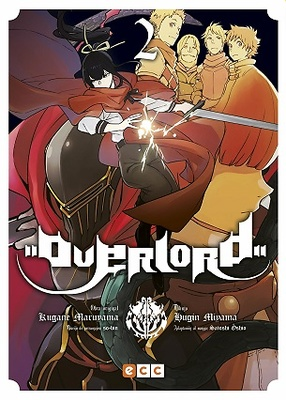 Overlord núm. 02