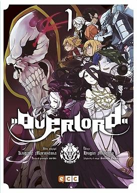 Overlord núm. 1 Segunda Edición