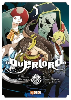 Overlord núm. 5