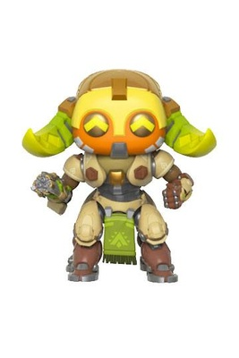 Overwatch Oversized POP! Games Vinyl Figura Orisa 15 cm