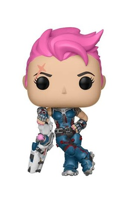 Overwatch POP! Games Vinyl Figura Zarya 9 cm