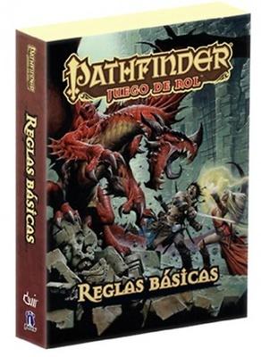 PATHFINDER LIBRO REGLAS BASICAS ED. BOLSILLO