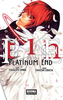 PLATINUM END nº 1