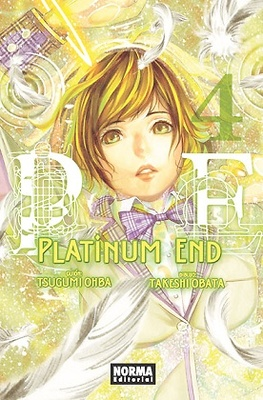 PLATINUM END nº 4