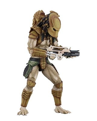 PREDATOR HUNTER ARCADE FIGURA 20 CM SCALE ACTION FIGURE ALIEN VS PREDATOR