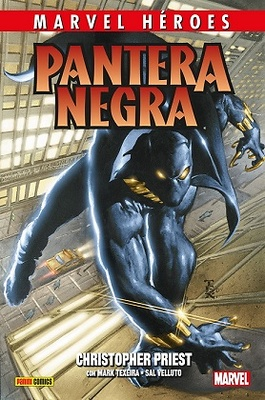 Pantera Negra de Christopher Priest nº  1