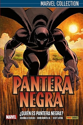 Pantera Negra de Hudlin  nº 1