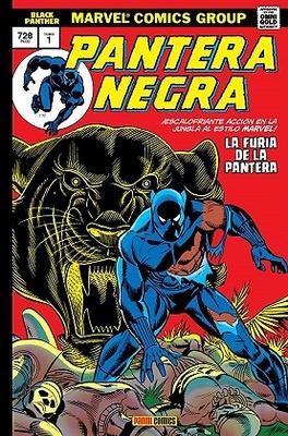 Pantera Negra nº  1  La furia de la Pantera