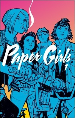 Paper Girls Tomo nº 1 / 4