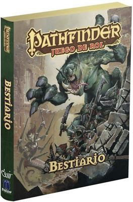 Pathfinder Bestiario (bolsillo)