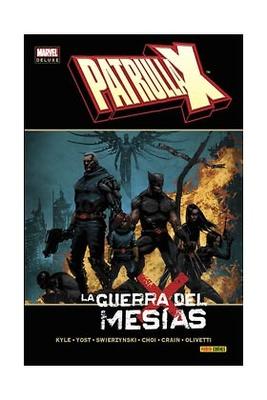 Patrulla-X La Guerra del Mesías