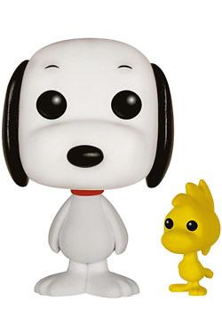 Peanuts POP! Animation Vinyl Figura Snoopy & Woodstock 9 cm