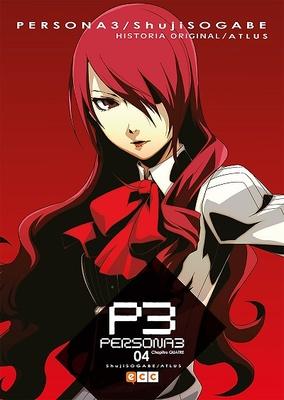 Persona 3 núm. 04 (de 11)
