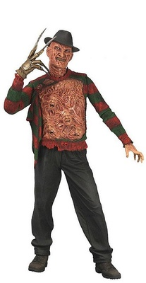 Pesadilla en Elm Street 3 Figura Ultimate Freddy 18 cm