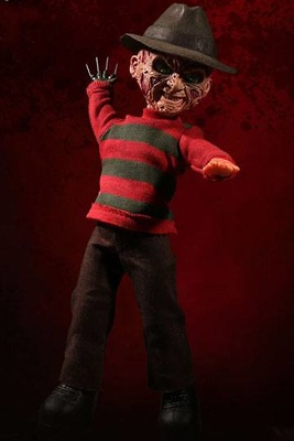 Pesadilla en Elm Street  Freddy Krueger 25 cm CON SONIDO