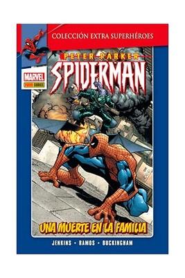 Peter Parker Spiderman nº 3  Una muerte en la familia